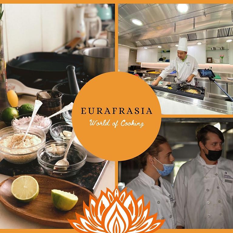 Eurafrasia World of Cooking: Dutch Edition