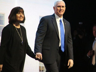 "Thoughts on Mike Pence ""won't dine alone with a woman who isn't his wife"""