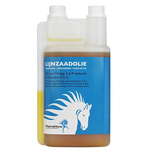Linseed oil - שמן פשתן לסוס