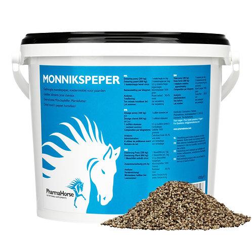 Monk's pepper - מונקס פפר לסוס