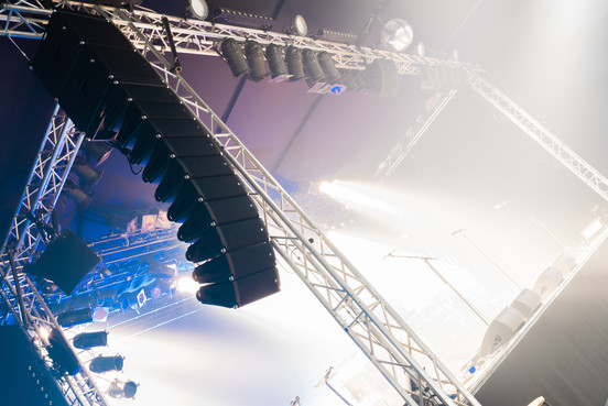 PR - AMBION Deploys New CODA Audio N-RAY Arrays For Annual Kulturzelt Festival In Germany