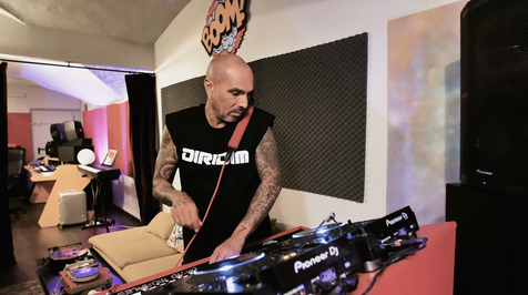 PR - DJ David Morales Chooses Pioneer Pro Audio XPRS