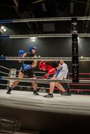 PR - CODA Exclusive Boxing Event