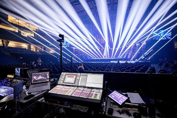 PR - Sinusoid Deploys DiGiGrid for Eesti Laul, Estonia's Eurovision Show