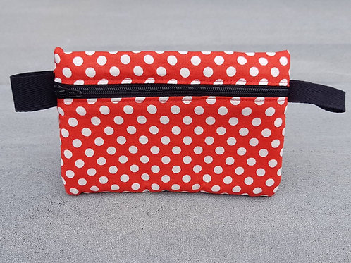Ruby Poo Bag Pouch
