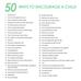 50 Simple Ways