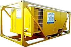 375cfm to 900cfm Air & Oil free Compressors