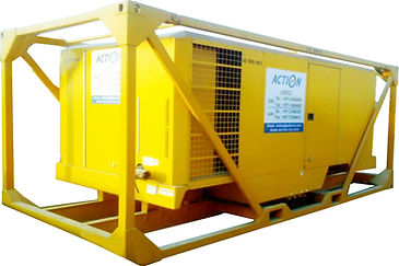 375cfm to 900cfm Air Compressors