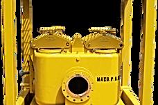500m3, 1000m3 Filter Units, Manual Duplex Filter
