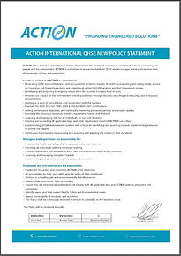 QHSE Policy Statement