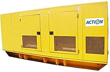 200kVa to 800kVa Generators