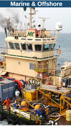 Marine & Offshore Services