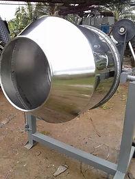 Betoneira Caroceira Hidratadora de Tapioca Prismainox