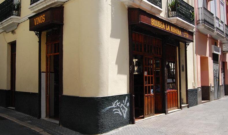 Bodega Aurora Sevilla Alfalfa