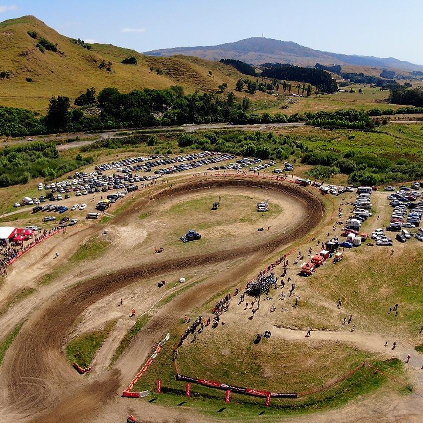 NZ MX GP at Woodville 2021