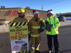 Muscular Dystrophy Boot Drive