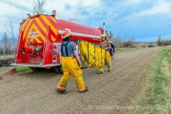 Fire Call - Scene Photos