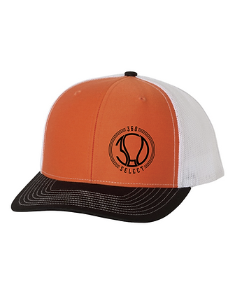 360 Select Trucker Cap Snapback