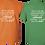 "Thumbnail: Four Oaks - Small Logo- ""Unfound"" Tee - Various Colors"