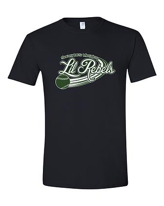 Lil Rebels T-Shirt - Black