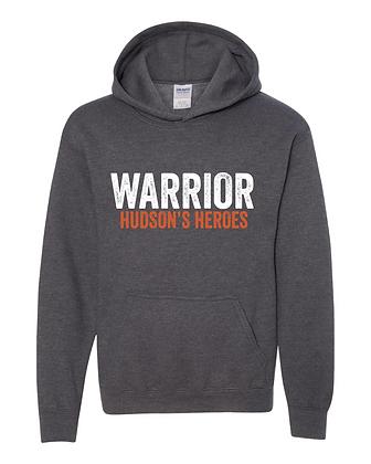 HUDSON'S HEROES YOUTH HOODIE