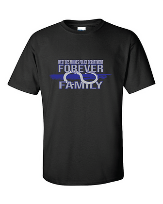 WDMPD Forever Family Tee