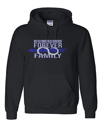 WDMPD Forever Family Hoodie