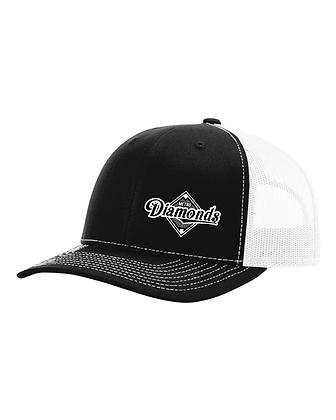 "Metro Diamonds ""Richardsons"" Trucker Cap -"