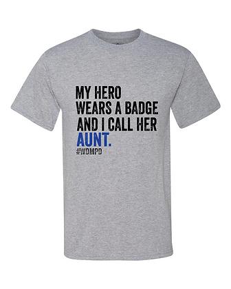 """My Hero """"Aunt"""""""