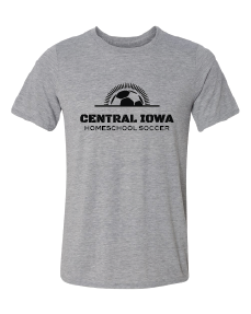 CI Homeschool Soccer T-Shirt