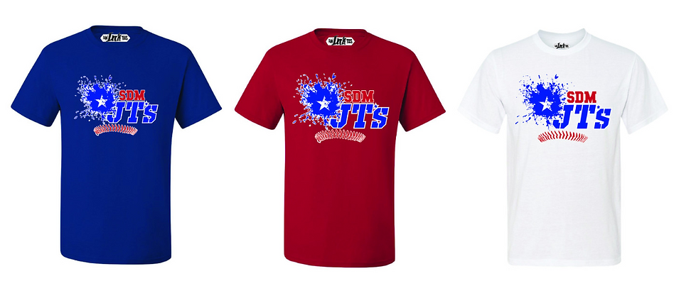SDM JT's Youth T-Shirt