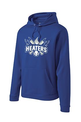 VM Heaters Performance Hoodie - Royal Blue