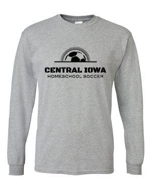 Cl Homeschool Soccer Long Sleeve-Shirt