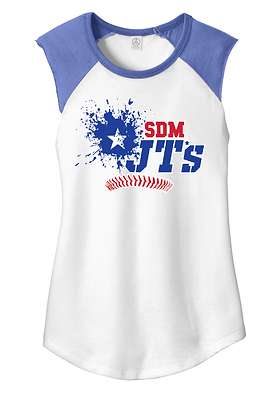 SDM JT's Womens Team Player Sleeveless