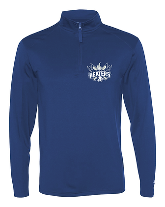 VM Heaters 1/4 Long Sleeve Pullover - Lightweight Youth