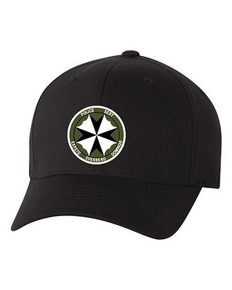 SERT Flexfit Cap - Black