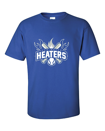 VM Heaters T-Shirt - Royal