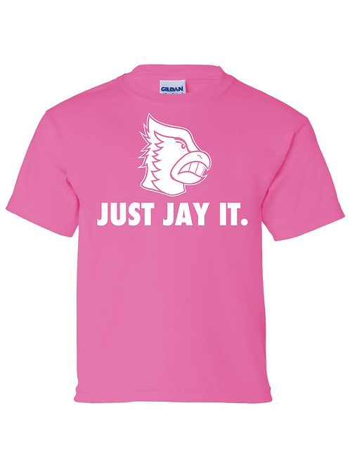 Youth Just Jay It - Hot Pink