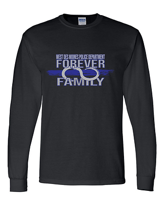 WDMPD Forever Family Long Sleeve Tee