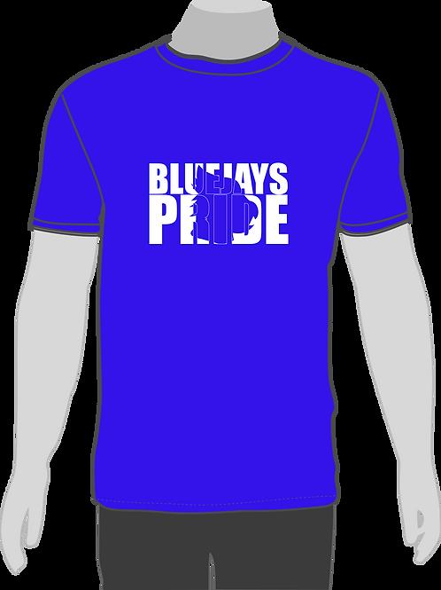 BF Bluejays PRIDE T-Shirt - ROYAL