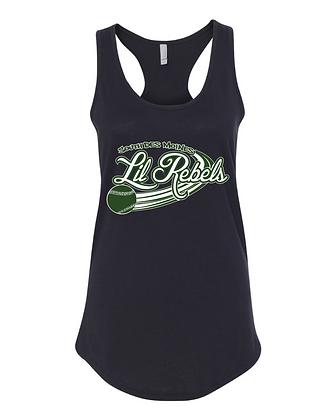 Lil Rebels Ladies TankTop - Black