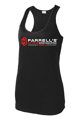 Farrell's Women's Performance Tank - COACH