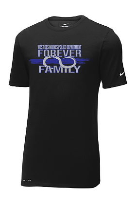 WDMPD Forever Family Nike Drifit Tee