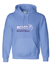 "Warriors Basketball ""Ball Logo""Hoodie"