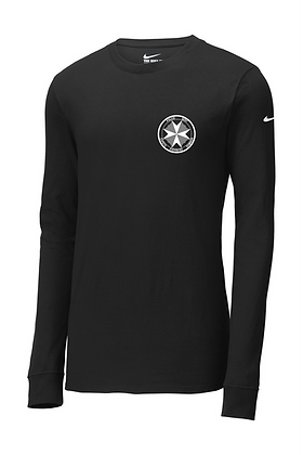 SERT NIKE Long Sleeve T-Shirt - Black