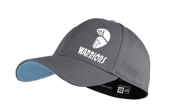 Warriors Basketball Fitted Cap