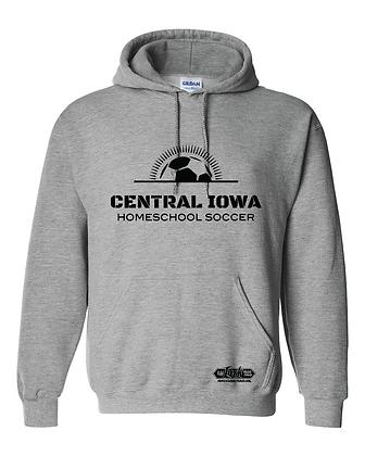 Cl Homeschool Soccer Hoodie