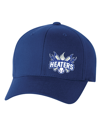 VM Heaters Fitted Cap - Royal