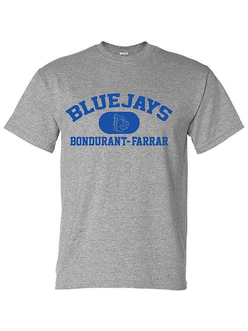 B-F Bluejays Classic - Grey