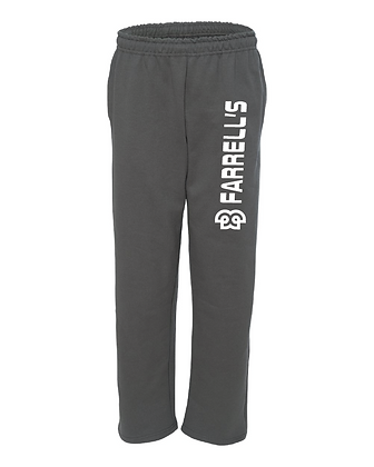 Farrell's Open Bottom Sweatpants